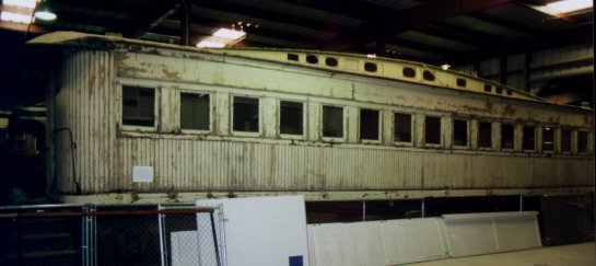 Photo of V&amp;T Coach  No. 11 or 12